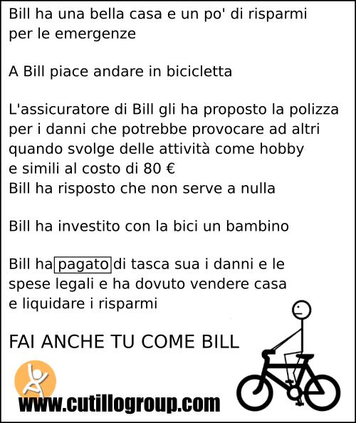 fai anche tu come Bill